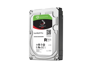 "Seagate 4TB Ironwolf Pro Enterprise 3.5"" NAS Hard Drive + 2 Years Data Recovery"
