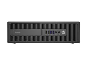 HP 800 EliteDesk G2 SFF 8GB (4GB + 4GB) Intel Core i7 Desktop - 3 Year Warranty