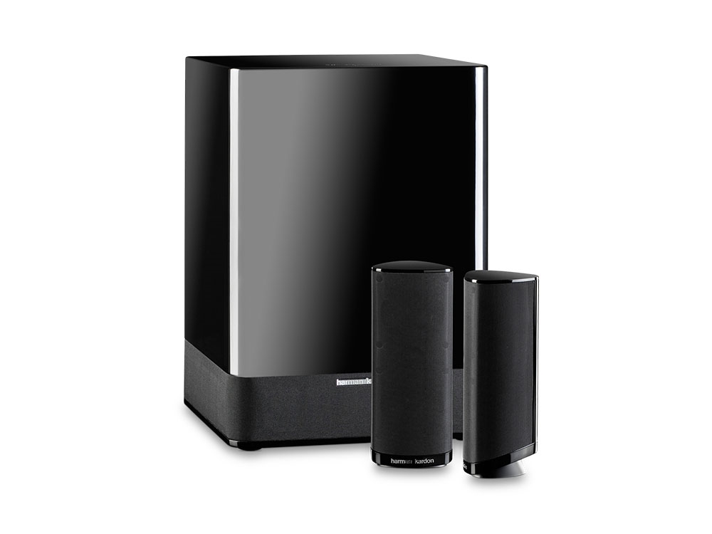 harman kardon computer speakers with subwoofer. sku: hkts 2bqmkii/230   cc#: 2040107 harman kardon computer speakers with subwoofer