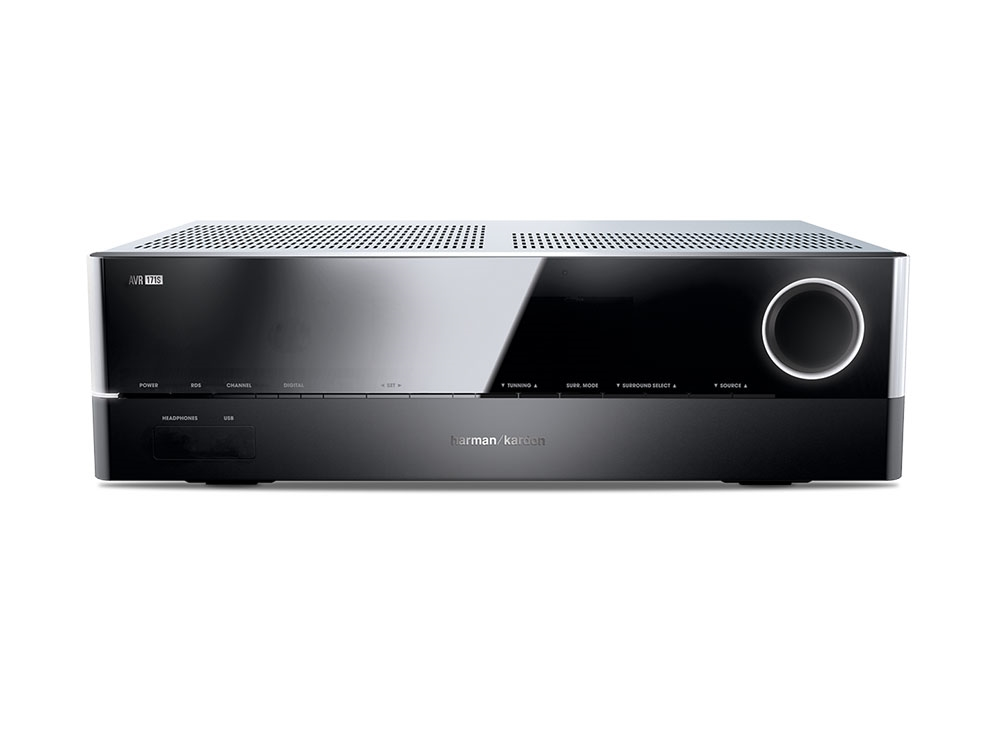 harman kardon avr 171s 7 2 channel audio video network. Black Bedroom Furniture Sets. Home Design Ideas