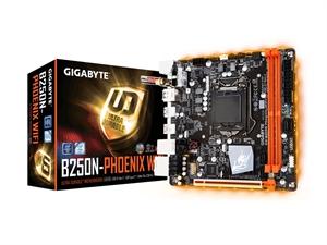 Gigabyte B250N Phoenix WiFi ITX Intel Motherboard