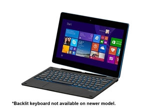 """Nextbook Flexx 11.6"""" IPS Touch Display Tablet/Notebook - M1106BFD_W10"""
