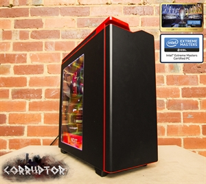 "Intel Extreme Masters ""Corruptor"" Gaming System"