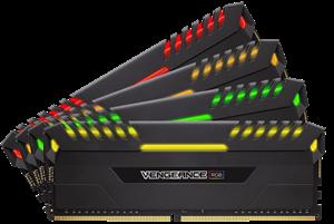 Corsair Vengeance RGB 2133Mhz 32GB (4x8GB) DDR4 RAM