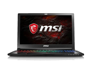 "MSI GS63VR 7RF-285AU Stealth Pro 4K 15.6"" 4K IPS Intel Core i7 Gaming Laptop"