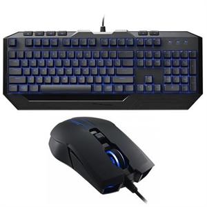 Cooler Master Devastator II Keyboard & Mouse Combo - Blue LED