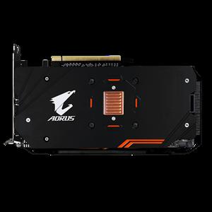 Gigabyte RX 580 Aorus 8GB Graphics Card