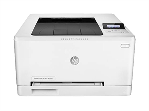 HP LaserJet Pro M252n Colour Laser Printer