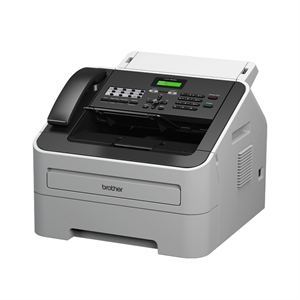 Brother FAX-2840 Mono Fax Machines Laser Print