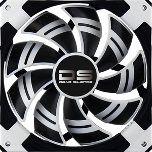 Aerocool DS Fan 120mm White LED Fan