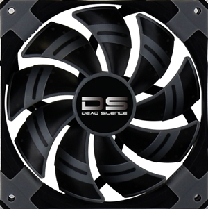 Aerocool DS Fan 140mm Black LED Fan