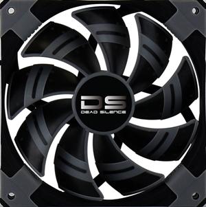 Aerocool DS Fan 140mm Black LED Fan
