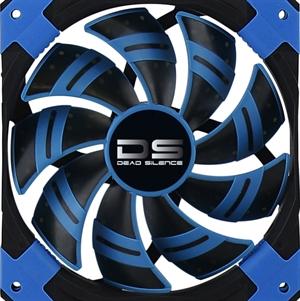 Aerocool DS Fan 140mm Blue LED Fan