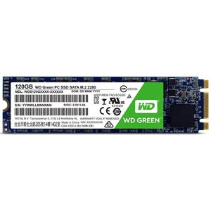 Western Digital Green PC M.2 SSD 120GB