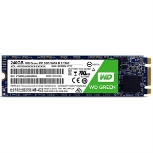 Western Digital Green PC M.2 SSD 240GB