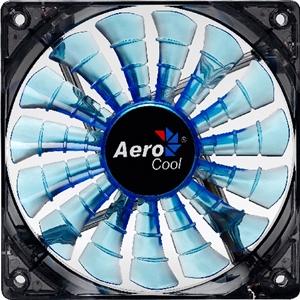 Aerocool Shark Fan 140mm Blue LED Fan