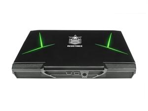 "Resistance VR Fury 17.3"" FHD Intel Core i7-7700K Gaming Laptop"