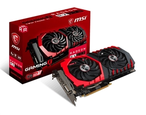 MSI Radeon RX 570 Gaming X 4GB Graphics Card