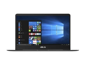 "ASUS ZenBook UX430UQ-GV060R 14"" Full HD Display Intel Core i7 Laptop - Grey Metal"