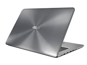"ASUS K756UQ-T4340R 17.3"" FHD Intel Core i7 Laptop - Grey Metal"