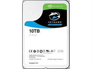 "Segate 10TB Seahawk ST10000VX0004 3.5"" Surveillance Hard Drive"
