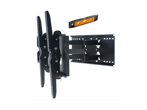 Premium Universal LCD&Plasma TV Wall Mount Bracket With Dual Arm/Dual Pivots