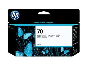HP 70 130-ml Photo Black DesignJet Ink Cartridge