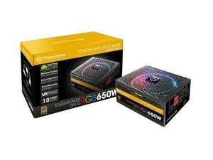 Thermaltake Toughpower DPS G RGB 650W 80+ Gold ATX Modular Power Supply