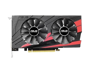 ASUS GeForce GTX 1050 Ti OC Edition eSports Expedition 4GB Graphics Card