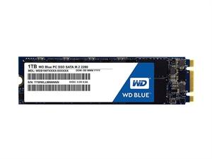 Western Digital WD Blue 1TB M.2 SSD