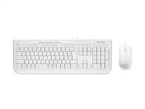 Microsoft Wired Desktop 600 Series USB Keyboard and Mouse Combo