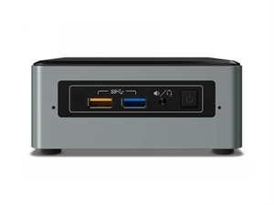 Intel BOXNUC6CAYSAJR NUC Intel Celeron J3455 Mini PC