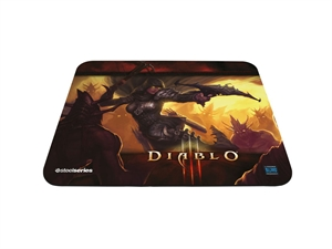 SteelSeries QcK Diablo III Demon Hunter Edition Gaming Mouse Pad