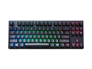 Cooler Master MasterKeys Pro S RGB Gaming Mechanical Keyboard - Cherry MX Red