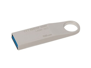 Kingston DataTraveler SE9 G2 16GB USB 3.0 Flash Drive