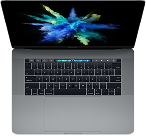 """Apple MacBook Pro 15"""" Intel Core i7 Touch Bar - Space Grey"""