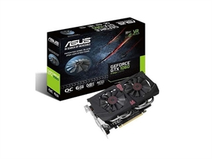 ASUS GeForce GTX 1060 OC Edition 6GB 9Gbps Graphics Card