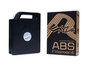 XYZ Printing Da Vinci ABS Filament 600g - Blue