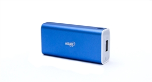 HAME T2 5000mAh Mini Power Bank - Blue