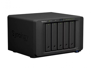 Synology DS1517+ with 2GB 5-Bay Diskstation Scalable NAS