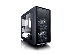 Fractal Design Focus G Mini Black Window Case