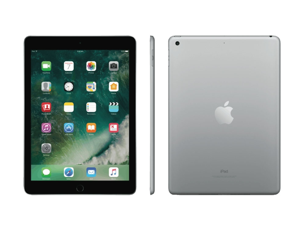 apple ipad 32gb wifi space grey mp2f2x a centre com. Black Bedroom Furniture Sets. Home Design Ideas