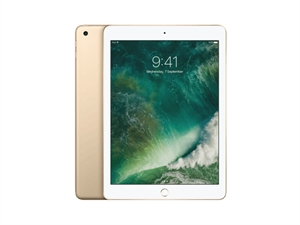 Apple iPad 128GB WiFi + Cellular - Gold