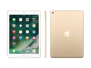 Apple iPad 128GB WiFi + Cellular - Gold