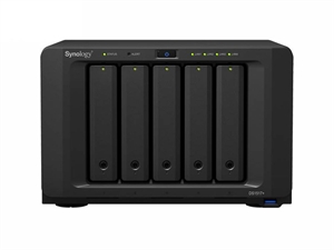 Synology DiskStation DS1517+ 8GB 5 Bay Diskless NAS