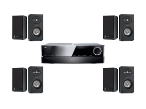 Harmon Kardon Home Theatre System Bundle (just add Sub/Centre)