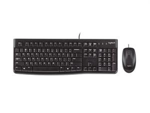 Logitech MK120 USB Keyboard & Mouse Combo
