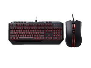 Cooler Master Devastator 2 Mouse & Keyboard - Red Led