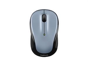 Logitech M325 Wireless Optical Mouse - Grey