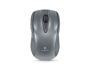 Logitech Wireless Mouse M545 - SILVER